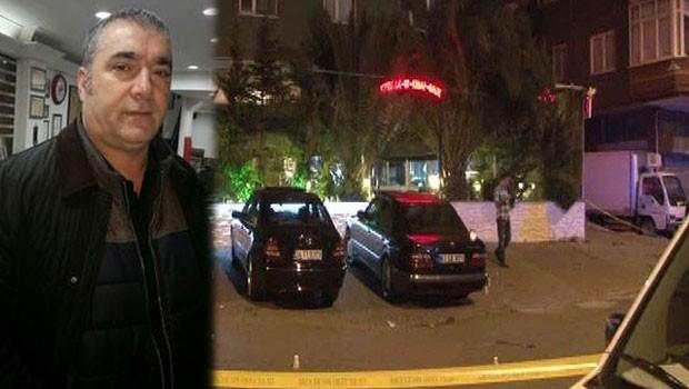 Ünlü restoranın sahibini öldürmüştü...