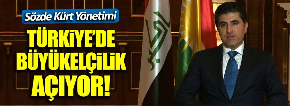 Sözde 'Peşmerge yönetimi' Ankara'da Büyükelçilik açıyor