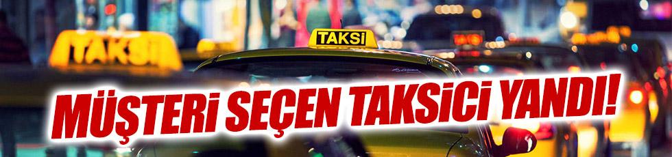 1 Ocak'ta taksiciye sıkı yönetim geliyor