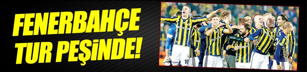 Fenerbahçe, tur kapısını aralamak için Zorya önünde