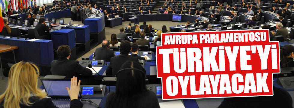 İşte Avrupa Parlamentosu'nda oylanacak 9 maddelik Türkiye tasarısı