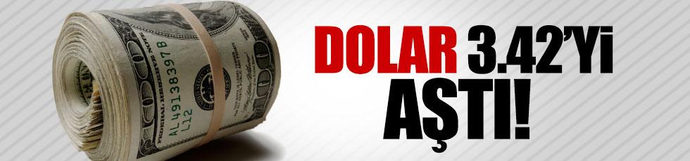 Dolar'da yeni rekor