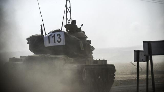 Suriye'de 14 asker şehit oldu!