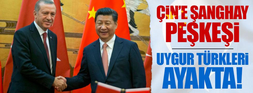Çin'e Şanghay jesti: 'Abdülkadir Yapçan'