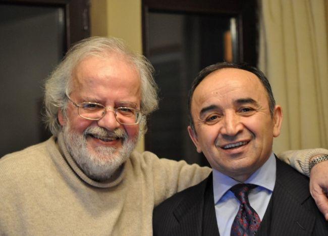 Öksüz ve Tunalı okuyucularıyla buluşuyor