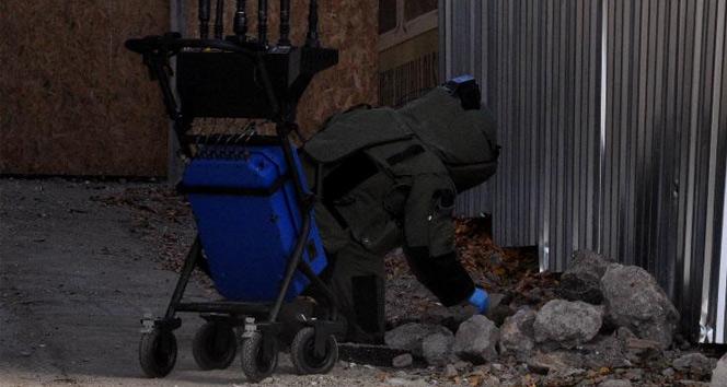 Sivas Valiliği arkasında bomba paniği
