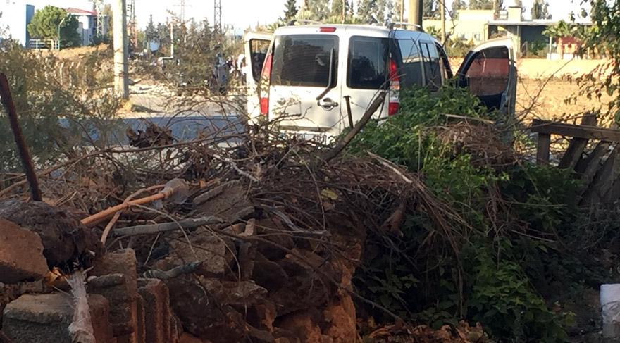 Adana'da 2. bombalı araç yakalandı!