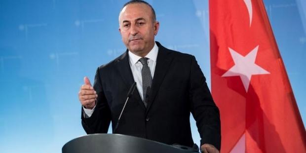 """Çavuşoğlu: """"AB ders verecek düzeyde değil"""""""