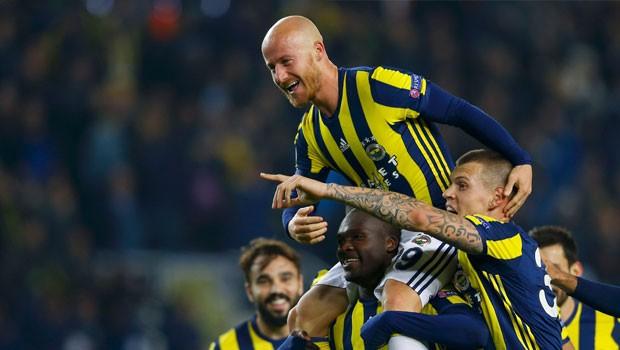 Fenerbahçe - Zorya'yı rahat geçti / Maç özeti