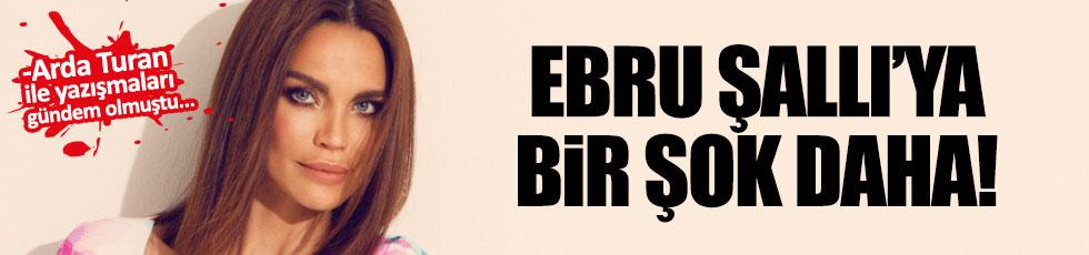 Ebru Şallı'ya bir şok da mahkemeden
