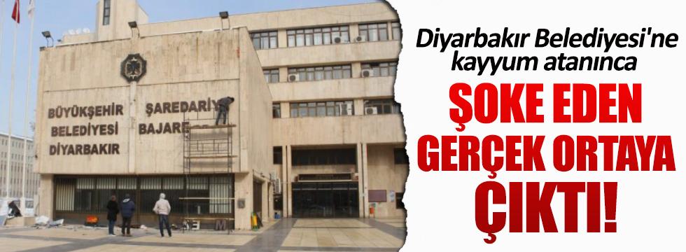 Diyarbakır Belediyesi'nde şok eden gerçek ortaya çıktı!