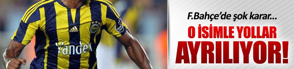 Fenerbahçe'de şok karar!