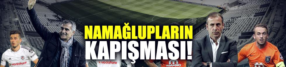 Beşiktaş-Başakşehir maçı saat kaçta?