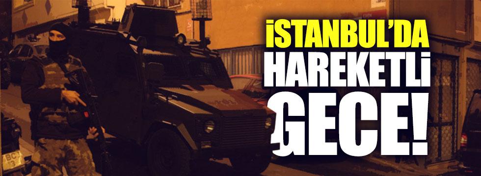 İstanbul'da soygun dehşeti