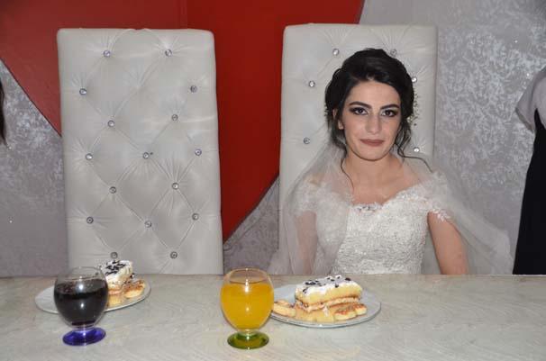 Düğün günü damatsız kaldı