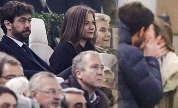 İtalyan Başkanın Türk sevgilisi hamile