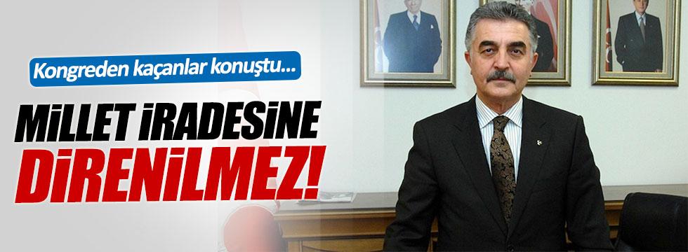 """MHP'li Büyükataman'dan ilginç """"Millet iradesi"""" açıklaması"""