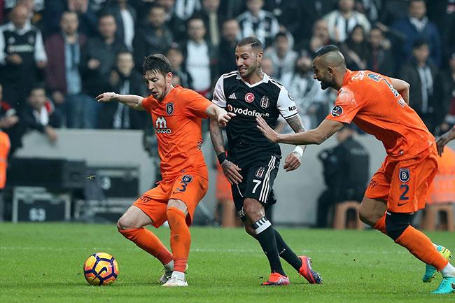 Beşiktaş 1-1 Başakşehir / Maç özeti