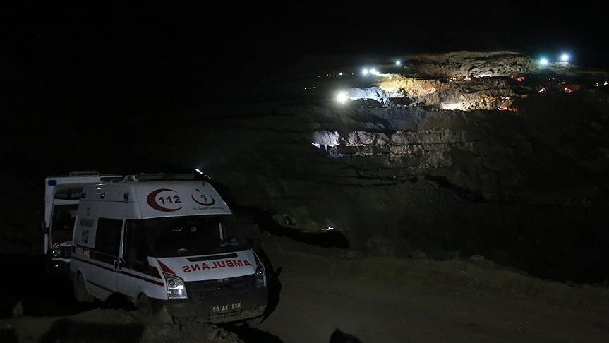Bir madencinin daha cenazesine ulaşıldı