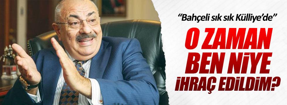 Tuğrul Türkeş'ten Bahçeli'ye manidar gönderme