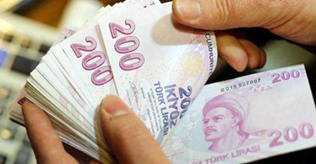 Dış borç 570 milyar lirayı buldu