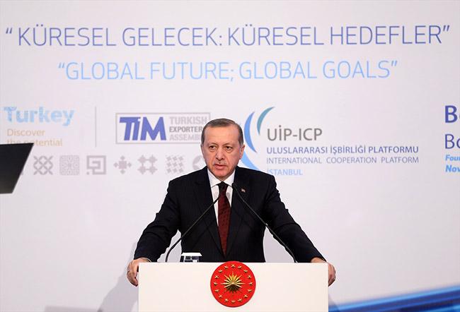 Erdoğan'dan yeni AB mesajı