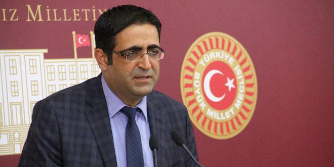 HDP'li Baluken hakkında yakalama kararı
