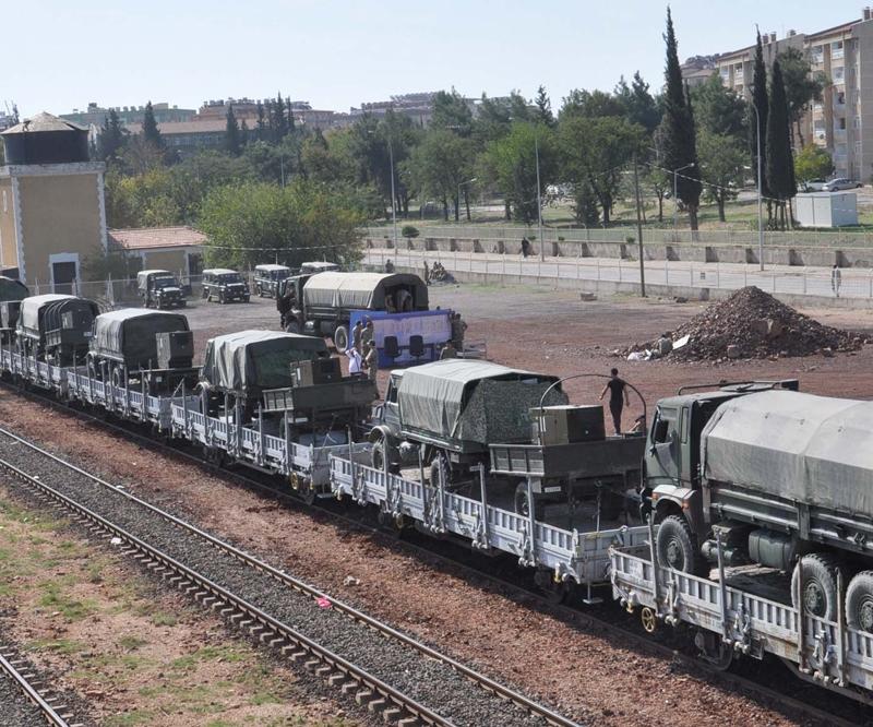 Askeri birliklerin sınırları yeniden çizildi