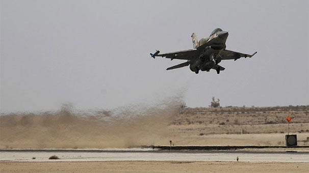 İsrail füzeyle vurdu!