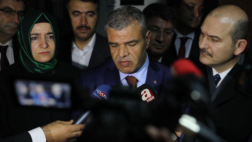 Adana'daki yangınla ilgili hükümetten açıklama