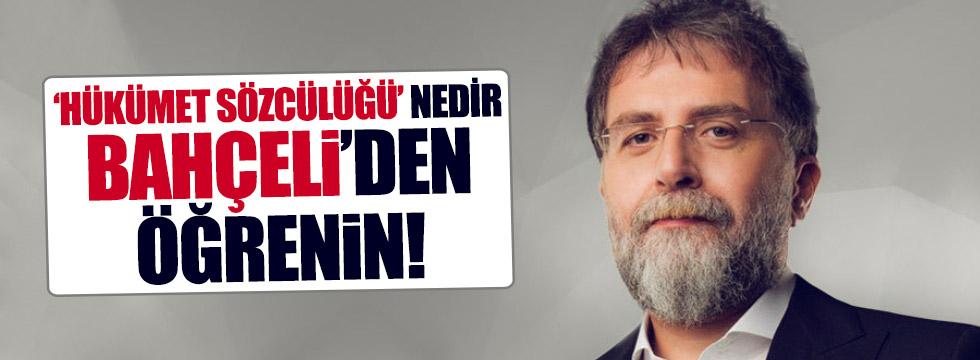 Ahmet Hakan'dan Numan Kurtulmuş'a Bahçeli önerisi