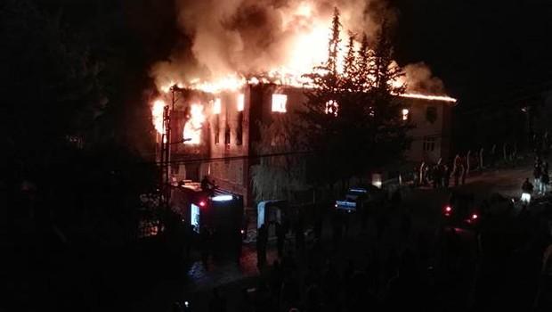 İşte Adana'daki o yangının sebebi