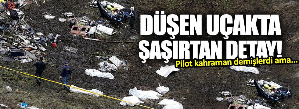 71 kişiye mezar olan uçakta flaş ayrıntı