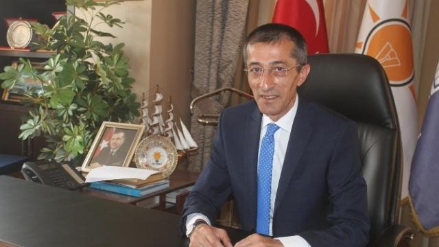 AKP'li İl Başkanı istifa etti