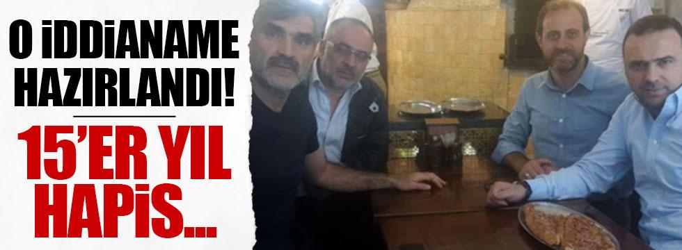 Ünlü futbolcular için FETÖ iddianamesi hazırlandı