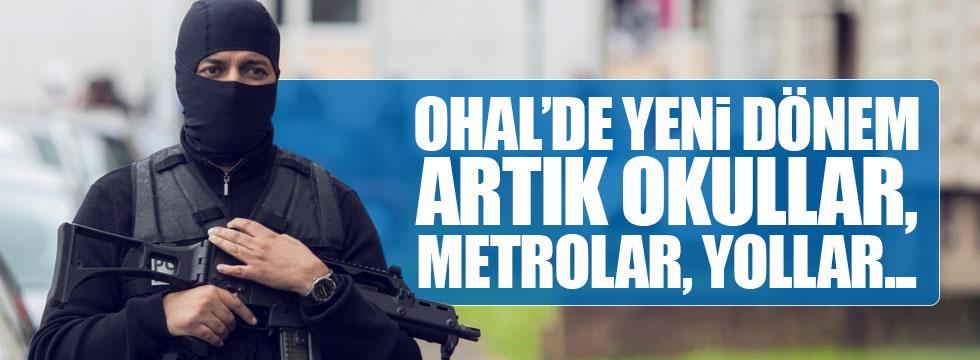 Fransa'da OHAL'in kapsamı genişledi