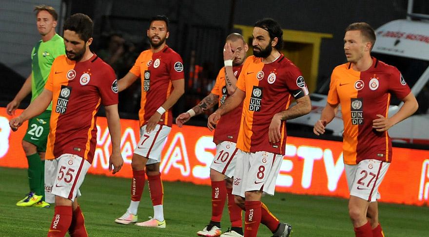 Galatasaray'da otorite sorunu