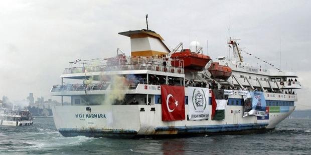 Mavi Marmara'dan sonra ilk kez