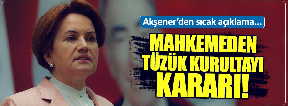MHP'nin Tüzük kurultayı kararı 2017'ye ertelendi!
