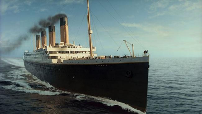 Çin, Titanik'in replikasını yapacak