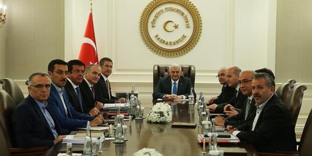 Ankara'da kritik Ekonomi Koordinasyon Kurulu toplantısı