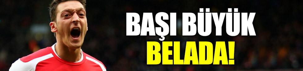 Mesut Özil vergi kaçırmakla suçlanıyor