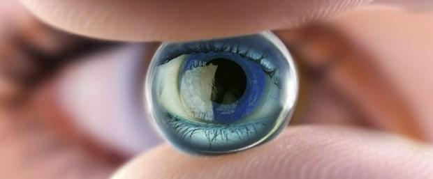 Biyonik göz ile yeniden gördü