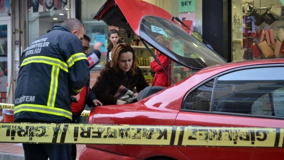 Kırklareli'de LPG paniği