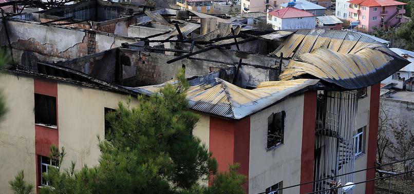 Adana'daki yurt yangını faciasında flaş gelişme