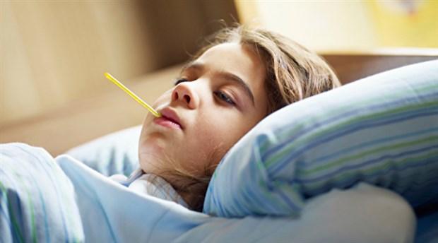 Çocuklarda mide gribine dikkat!