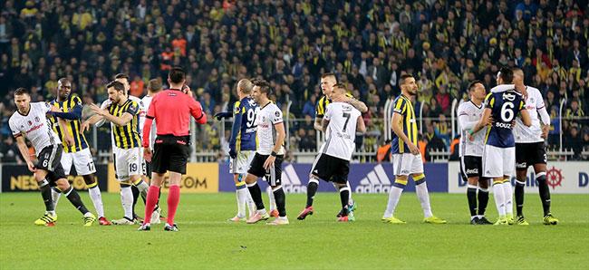 Fenerbahçe 0-0 Beşiktaş / Maç özeti