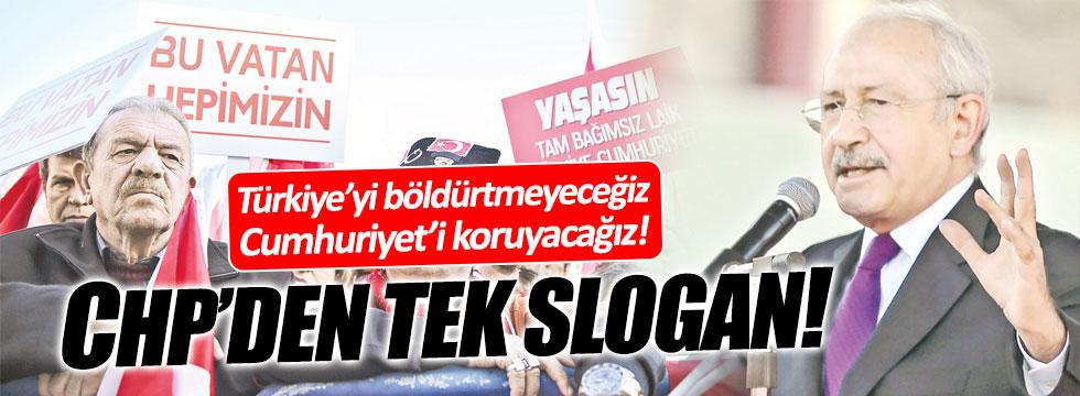 Kılıçdaroğlu: Bu Cumhuriyet'i hep beraber koruyacağız