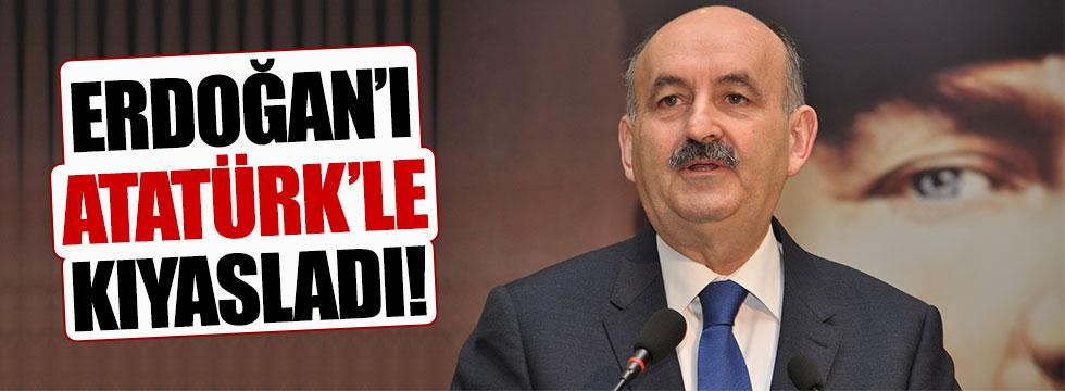 "Müezzinoğlu: ""Atatürk en büyük külhanbeyiydi"""