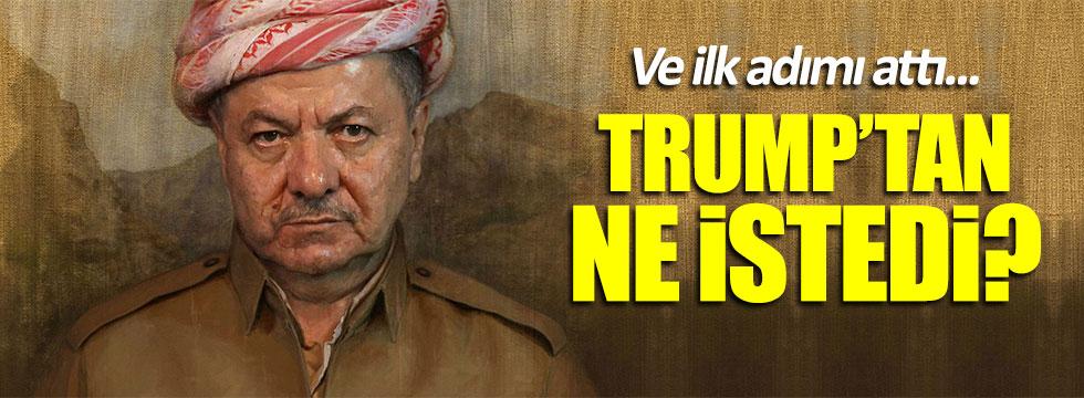 Barzani, Washington'a heyet gönderdi